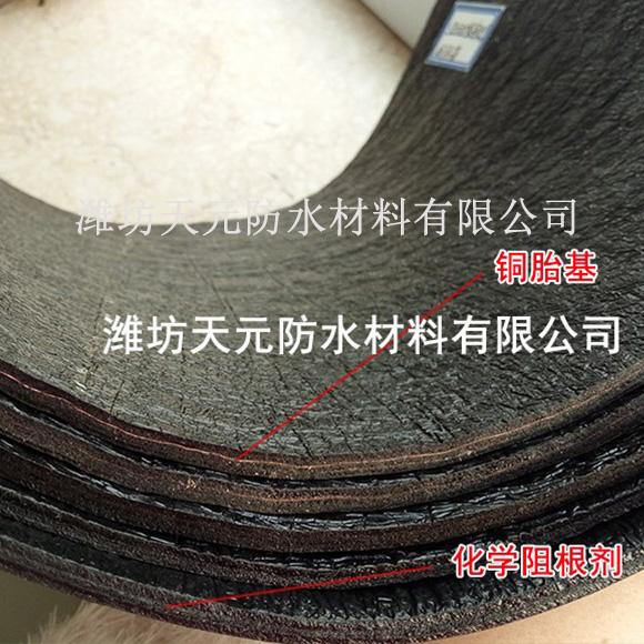 点击查看生产供应屋面种植改性沥青耐根穿刺防水卷材详细说明