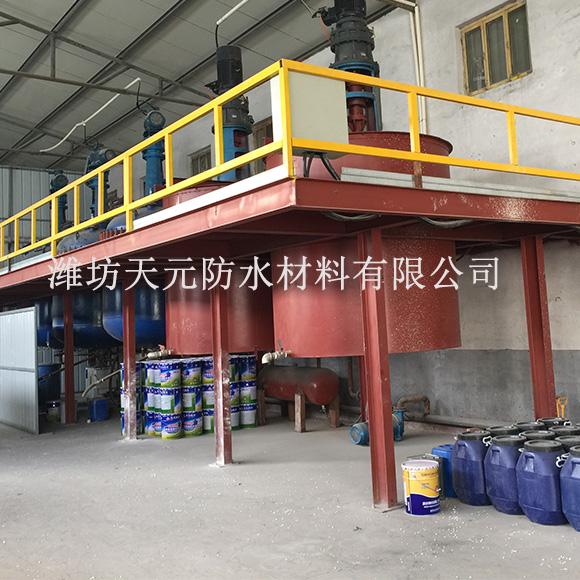 点击查看生产供应喷涂速凝橡胶沥青防水涂料详细说明
