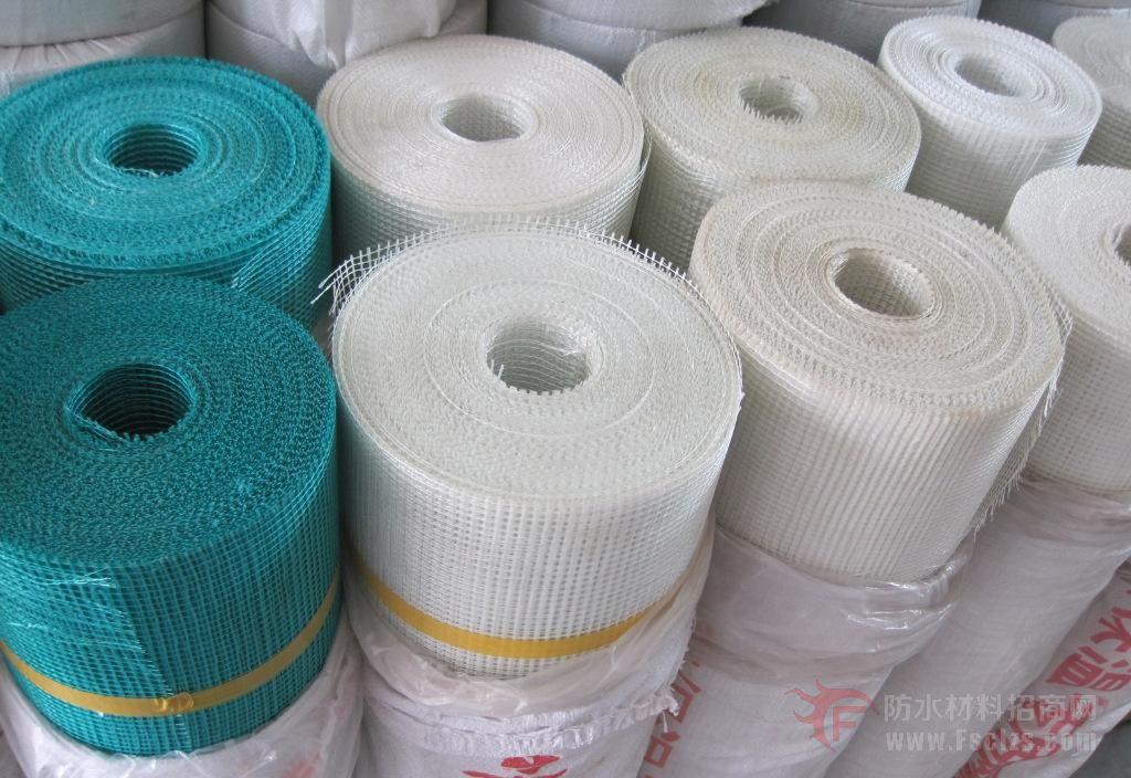 专业生产外墙耐碱尿胶网格布150g