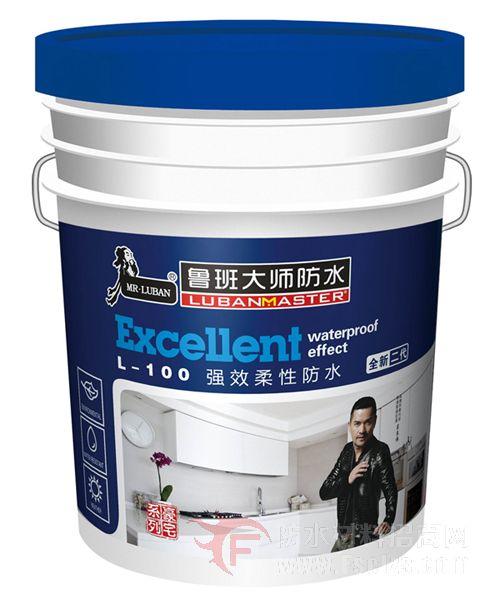 点击查看L-100强效柔性防水涂料详细说明