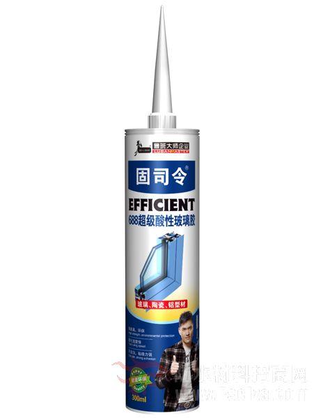 688超级酸性玻璃胶