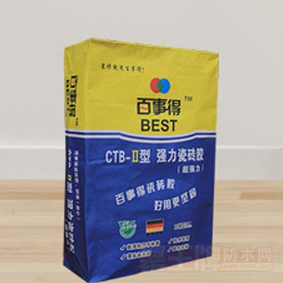 CTB-II超强力型瓷砖胶