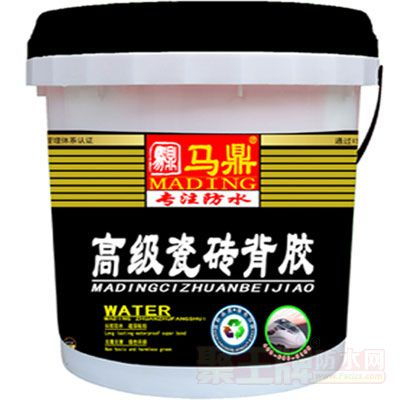 MD-高强瓷砖背胶(纯乳型) 产品图片