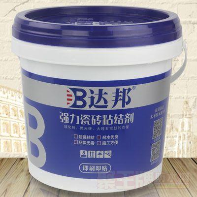 达邦瓷砖粘结剂(即刷即贴型)