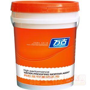 点击查看砂浆防水剂v-20详细说明