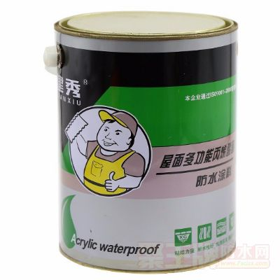 屋面多功能丙烯酸防水涂料(1kg/4kg)