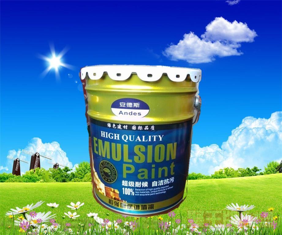 超强耐候外墙漆福建防水建材有限公司