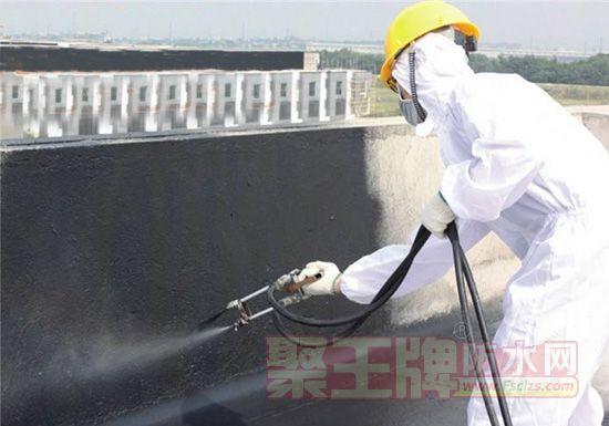 喷涂速凝橡胶沥青防水涂料详细说明