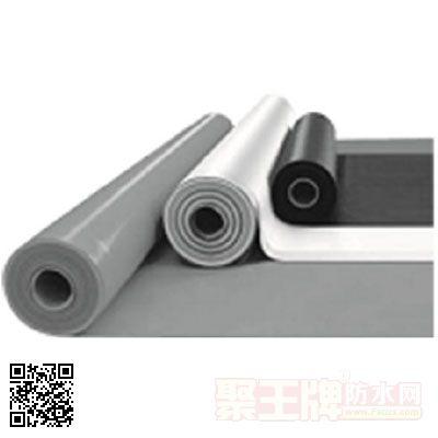 高分子(PVC)树脂类防水板