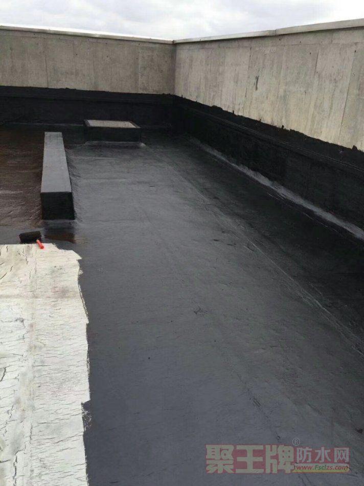 嘉佰丽彭山区屋面屋顶防水SBS液体卷材厂家直销