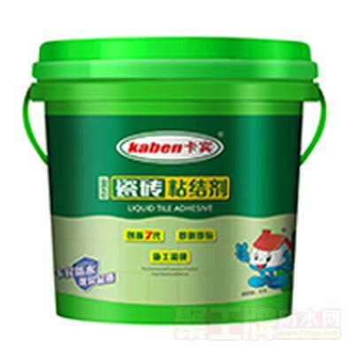 点击查看K-207液态瓷砖粘结剂(强力型)详细说明