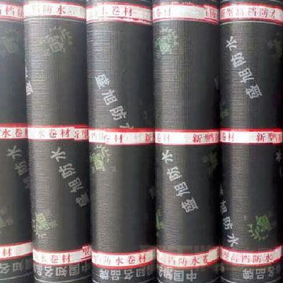 弹性体(SBS)改性沥青防水卷材产品包装图片