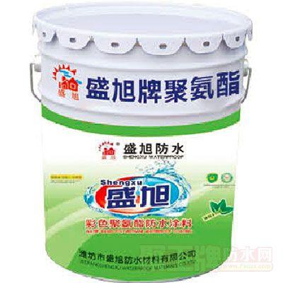 双组分聚氨酯防水涂料产品包装图片