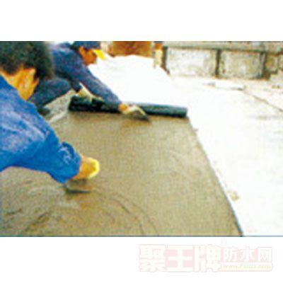 PET湿铺专用型聚酯复合自粘防水卷材