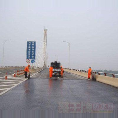 桥防水涂料产品包装图片