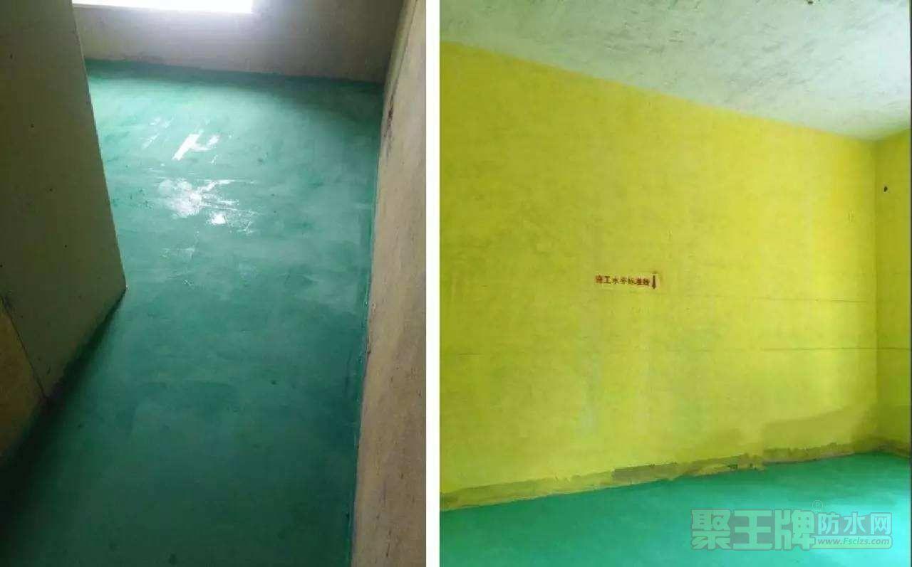 嘉佰丽关岭防潮用墙固地固刷墙面地面质保30年
