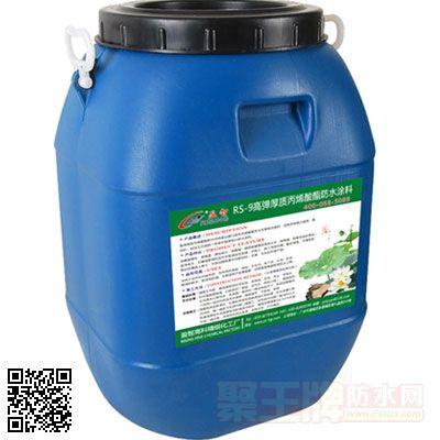 RS-9高弹厚质丙烯酸酯防水涂料