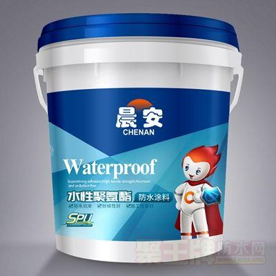 水性聚氨酯防水涂料 产品图片