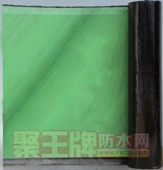 JXG反应粘结型高分子湿铺防水卷材
