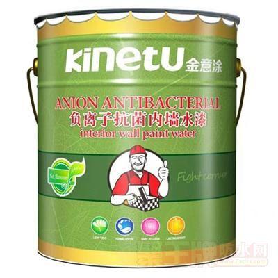 负离子抗菌内墙水漆 18L/桶 产品图片