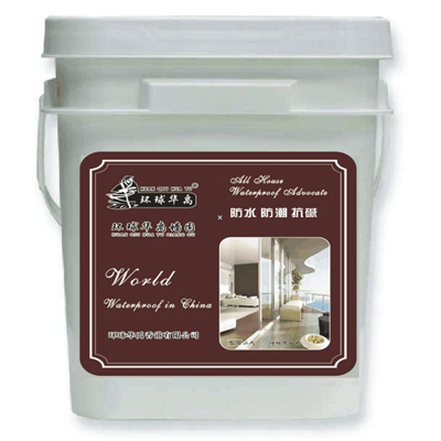 水泥基渗透结晶型防水涂料产品包装图片