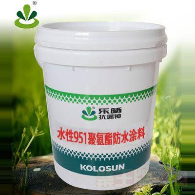 水性951聚氨酯防水涂料产品包装图片