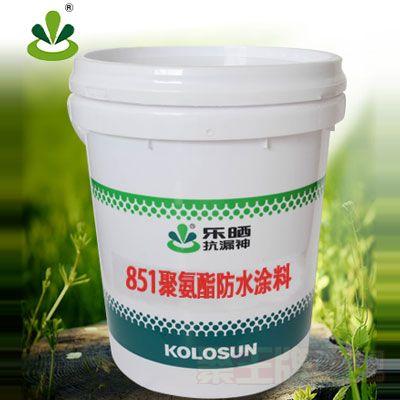 851聚氨酯防水涂料产品包装图片
