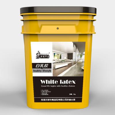 环球华禹生态白乳胶产品包装图片