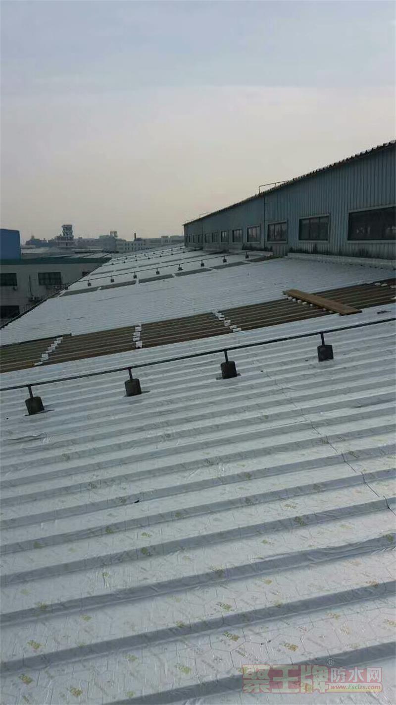 点击查看彩钢屋面防水施工工艺详细说明