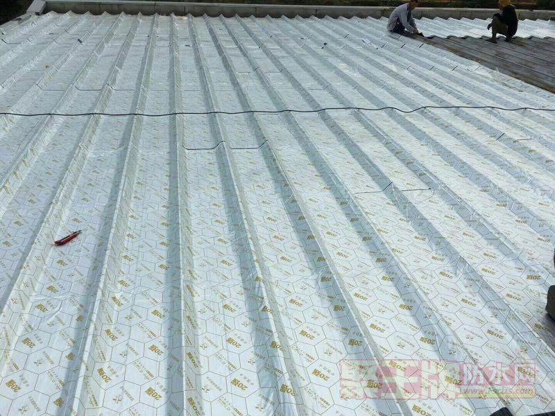 点击查看彩钢瓦屋面厂房施工方法详细说明