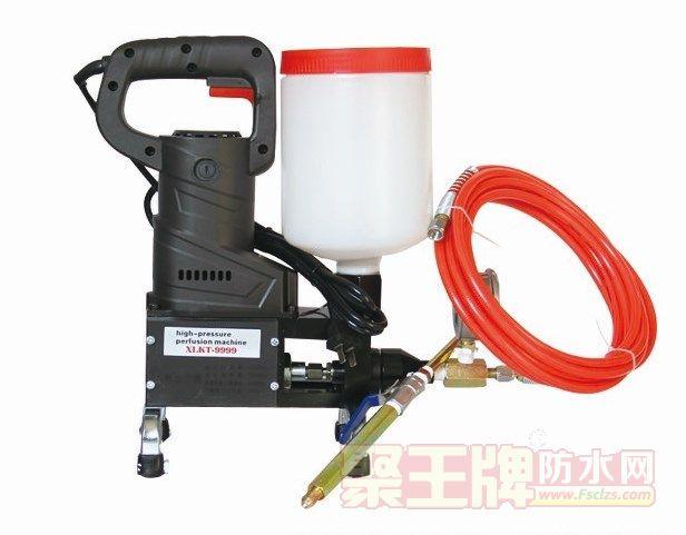 单泵注浆机