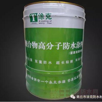聚合物高分子防水涂料(屋面渗漏克星)