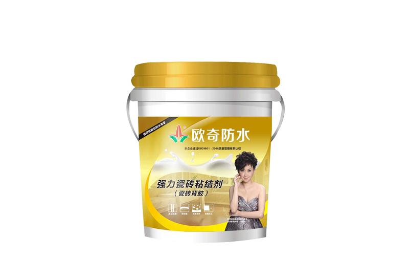 广东十大品牌强力瓷砖胶厂家