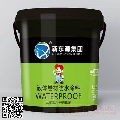 液体卷材防水涂料