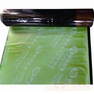 快速反应型强力交叉膜自粘防水卷材