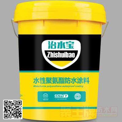 点击查看治水宝-水性聚氨酯防水涂料详细说明