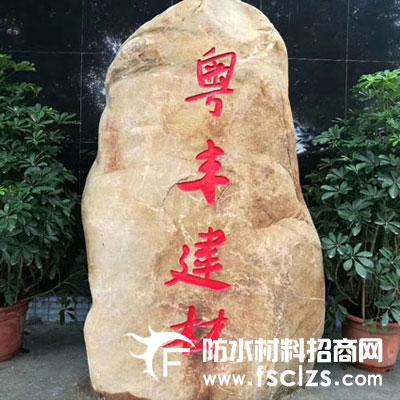 广东十大品牌美瓷胶防水加工厂家