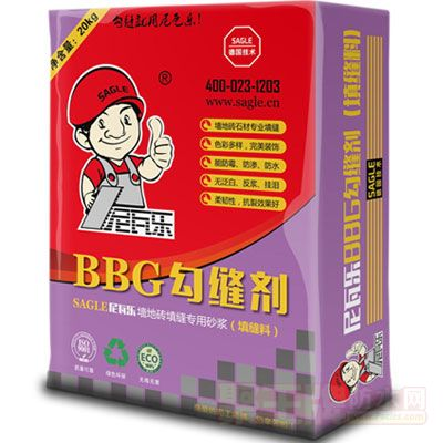 BBG-410 勾缝剂(20KG) 产品图片