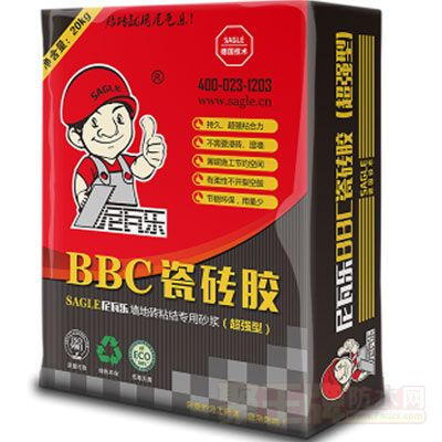 BBC-110 瓷砖胶(超强型) 产品图片