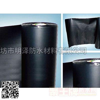 快速反应强力交叉膜自粘防水卷材