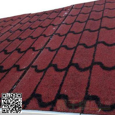 坡屋面专用立体多彩(简称立彩)改性沥青防水卷材