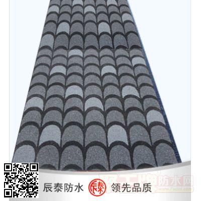 立体多彩改性沥青防水卷材 产品图片