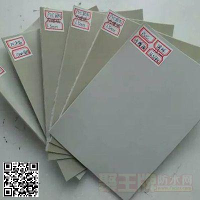 夹筋PVC防水卷材 产品图片