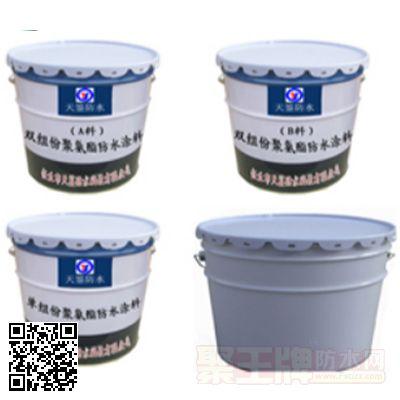 双组份聚氨酯防水涂料(油性) 产品简介