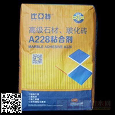点击查看A228石材玻化砖粘合剂详细说明