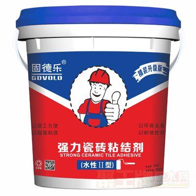 强力瓷砖粘结剂(水性Ⅱ型)