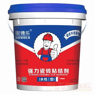 点击查看强力瓷砖粘结剂(水性Ⅰ型)详细说明