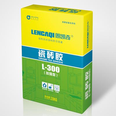 L-300 瓷砖胶/加强型产品包装图片