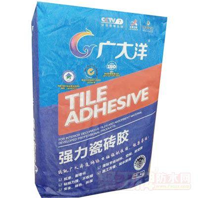 点击查看瓷砖胶强力瓷砖粘结剂详细说明