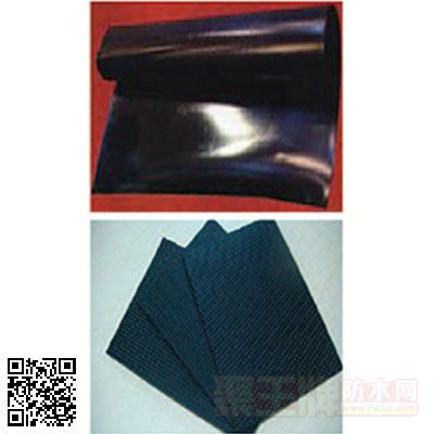 NWG235 垃圾填埋场专用高密度聚乙烯土工膜 产品图片